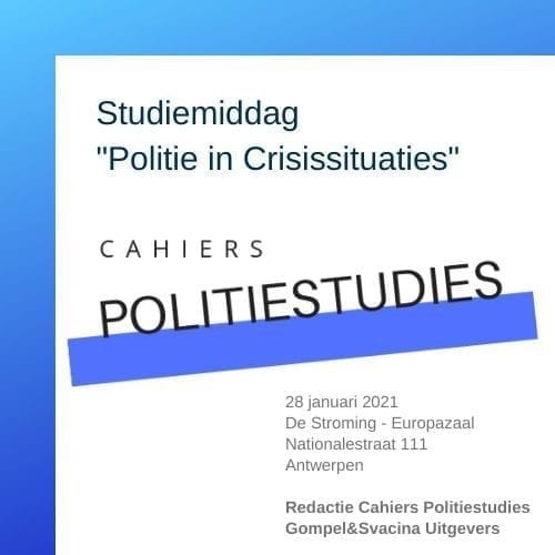 Event Politie in crisissituaties